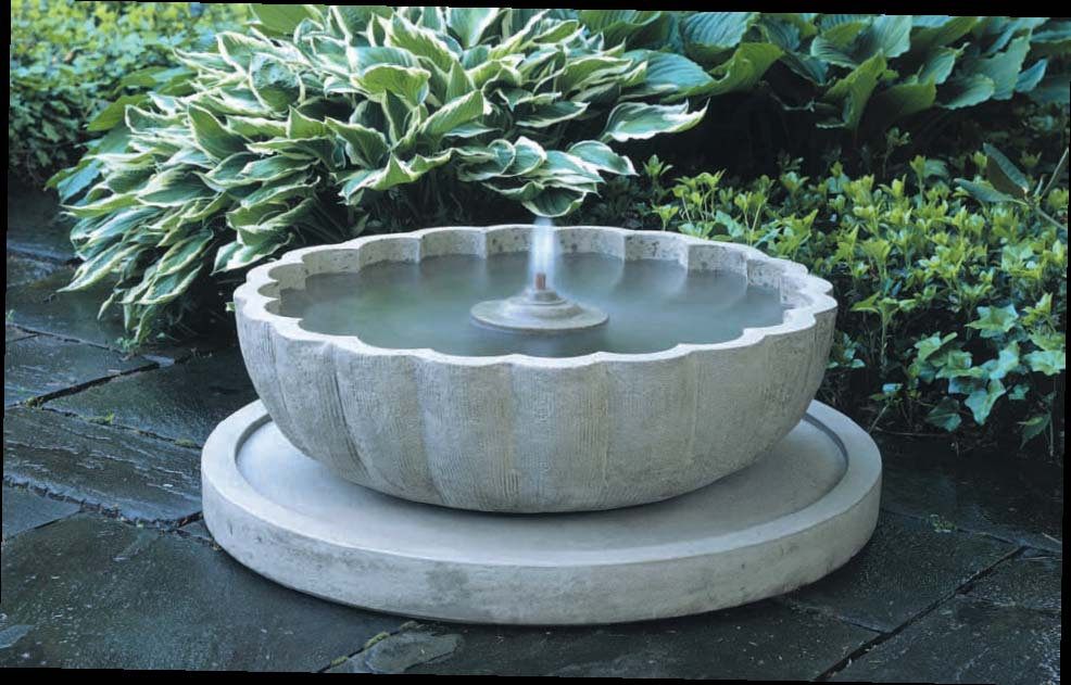 High Resolution Pictures Of Fountains Planters And Other