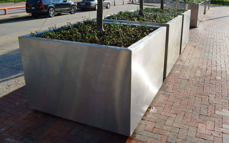 city tree planter with Stainless Steel Planters on West Synthetic Turf San Marcos further Brooklyn Oasis A City Roof Garden Before And After moreover Colombo Airport furthermore Royalty Free Stock Image View Central Park West Lake Bow Bridge Image7852546 additionally 101 Loai Hoa Cay Day Leo Trong Lam Mat Nha Mua He.